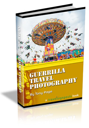 Guerrilla Travel Photography Today!
