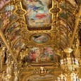 The Palais Garnier, Paris, France